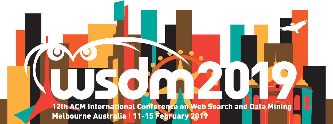 Call for Papers | 12th ACM International WSDM Conference